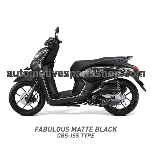 MOTORCYCLE FOR EXPORT » HONDA » MATIC » ADV 150 » CBS ISS