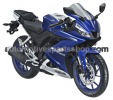 ALL NEW YZF R15 RACING BLUE