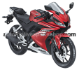 ALL NEW YZF R15 RACING RED