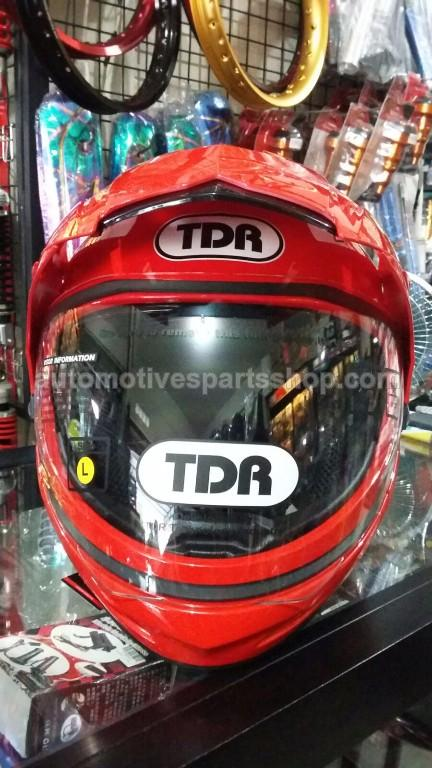 TDR EXPLORER 7 in 1 HELMET