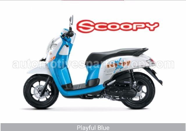 MOTORCYCLE FOR EXPORT » HONDA » MATIC » VARIO CLICK 150
