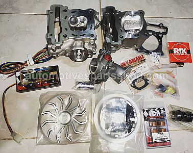 YAMAHA NMAX 200cc PREMIUM PACKAGE KIT